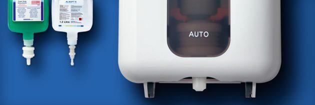 Alkapharm Soap Dispenser
