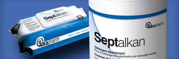 Septalkan Wipes