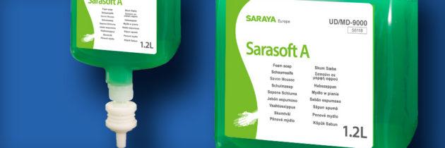 Sarasoft A Foam Soap
